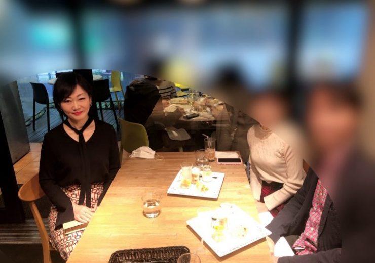 2020/10/10ご成婚ランチ②