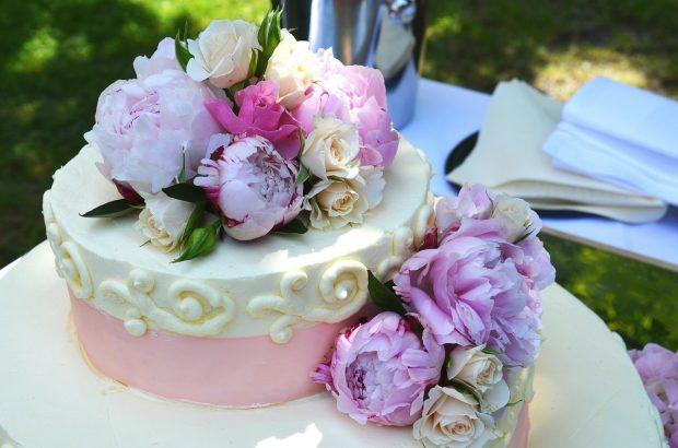 青山の結婚相談所 ウェディングケーキ